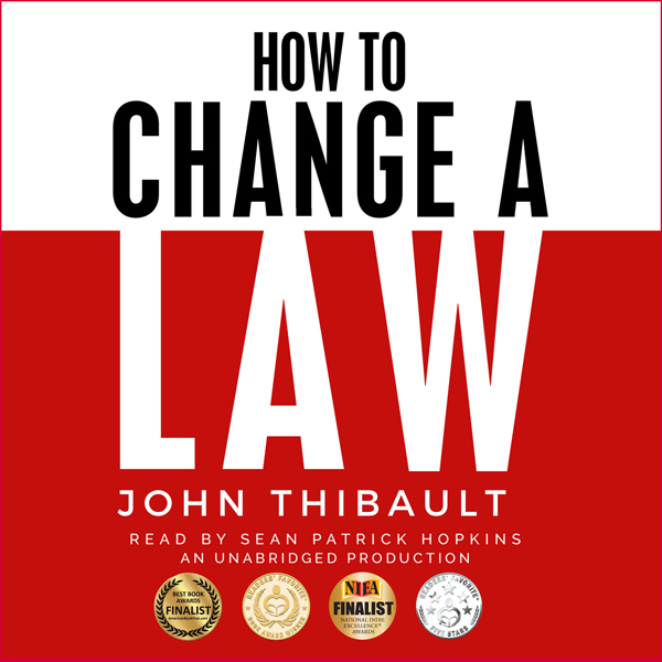 How to Change a Law: The Intelligent Consumer´s 7-Step Guide , Hörbuch, Digital, 1, 193min