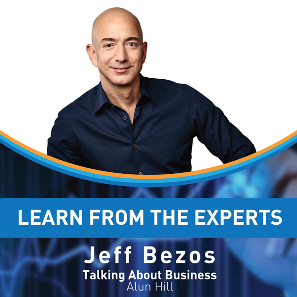 Learn from the Experts: Jeff Bezos , Hörbuch, D...