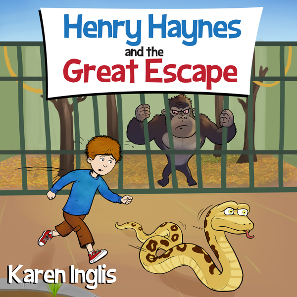 Henry Haynes and the Great Escape , Hörbuch, Di...