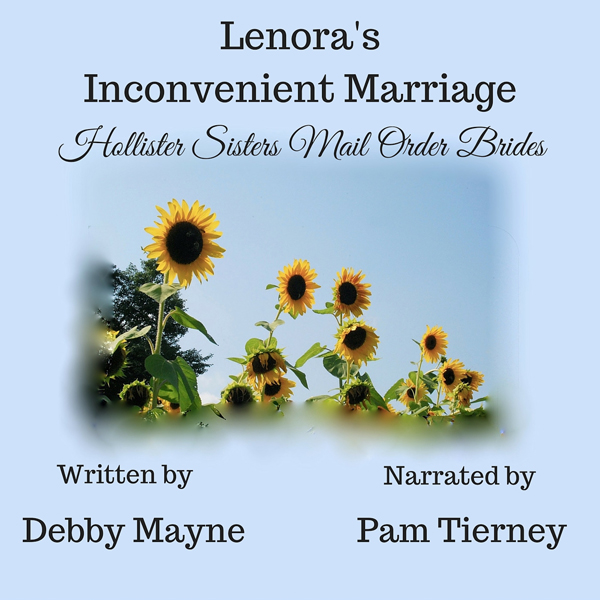 Mail Order Bride: Lenora´s Inconvenient Marriage: Hollister Sisters Mail Order Brides , Hörbuch, Digital, 1, 85min