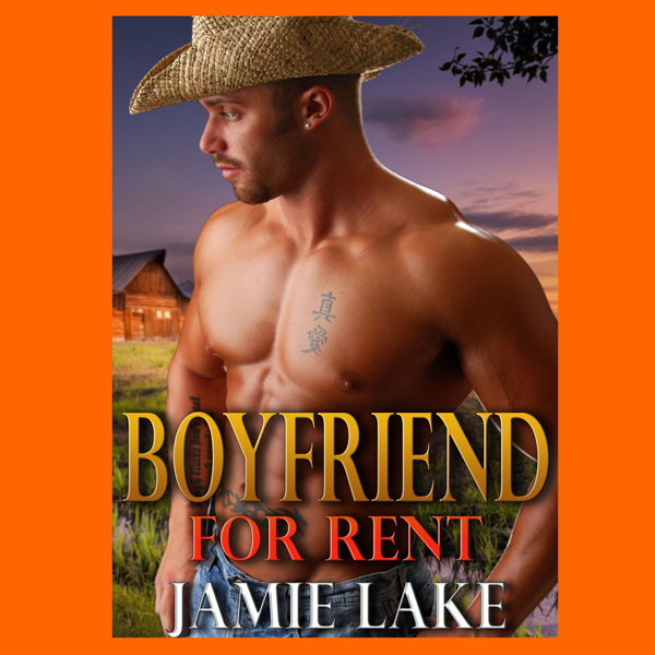 Boyfriend for Rent: A Jamie Lake Novel , Hörbuc...