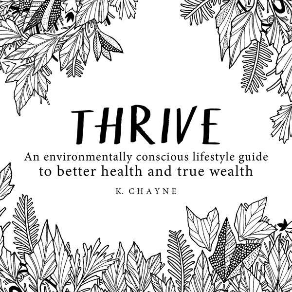 Thrive: An Environmentally Conscious Lifestyle ...