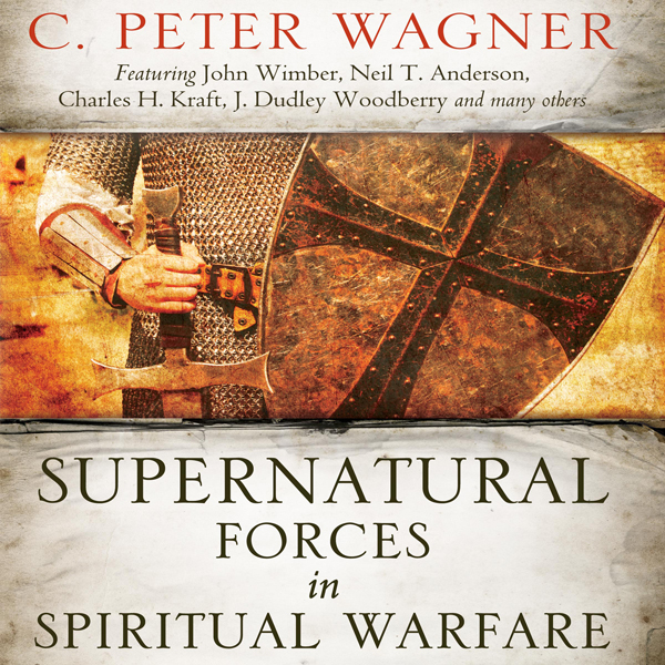 Supernatural Forces in Spiritual Warfare: Wrestling with Dark Angels , Hörbuch, Digital, 1, 501min