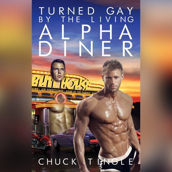 Turned Gay by the Living Alpha Diner , Hörbuch,...