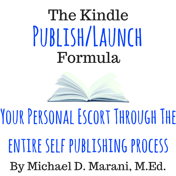 The Kindle Publish Launch Formula: Your Persona...