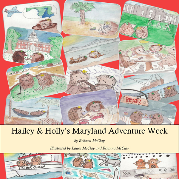 Hailey & Holly´s Maryland Adventure Week: Two Cousins Explore Annapolis, the Chesapeake Bay and Other Maryland Treasures! , Hörbuch, Digital, 1, 7min