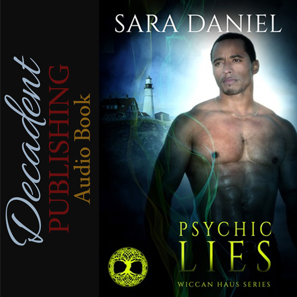 Psychic Lies: Wiccan Haus, Book 5 , Hörbuch, Di...
