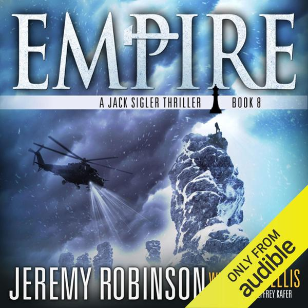 Empire: A Jack Sigler Thriller, Book 8 , Hörbuc...
