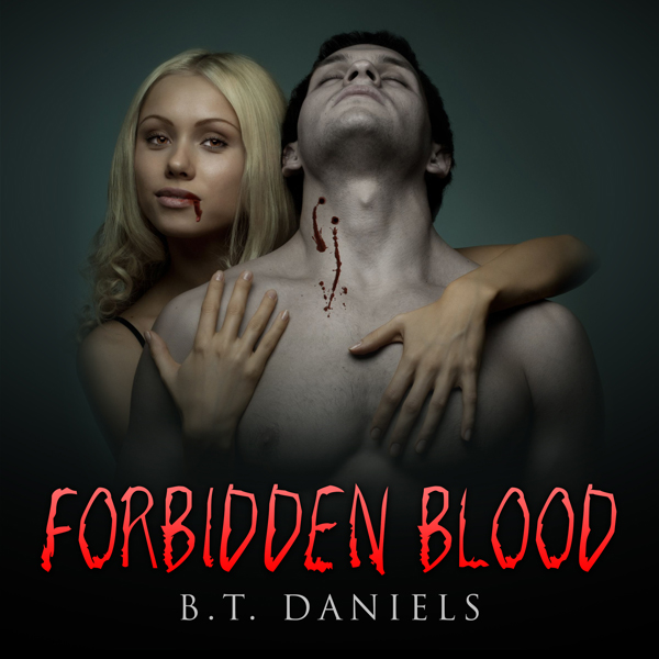 Forbidden Blood: A Vampire Romance Novel , Hörb...