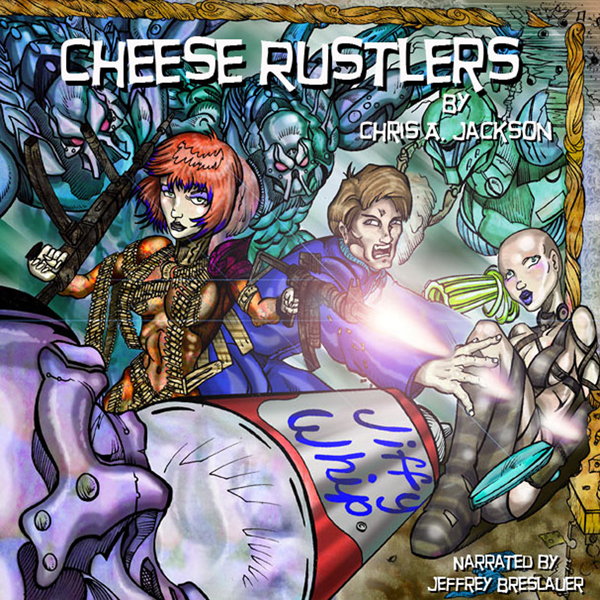 Cheese Rustlers: Cheese Runners Trilogy, Book 2...
