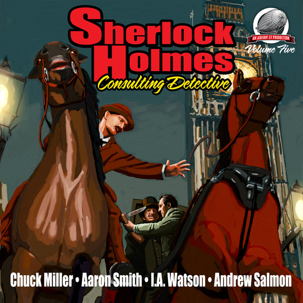 Sherlock Holmes: Consulting Detective, Volume 5...