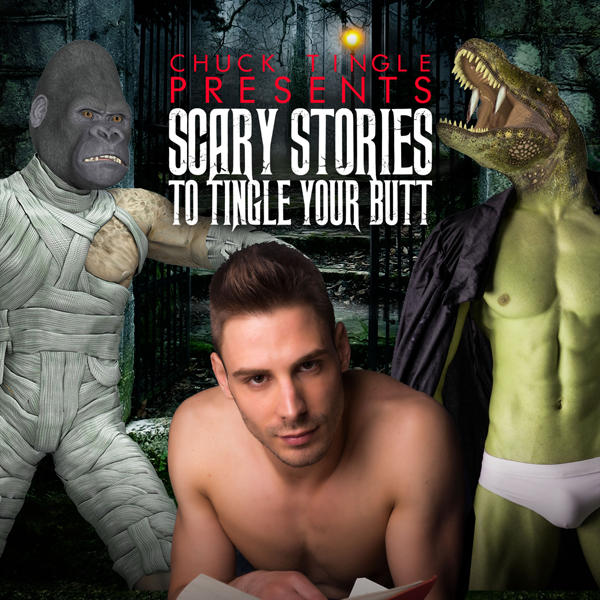 Scary Stories to Tingle Your Butt: 7 Tales of G...