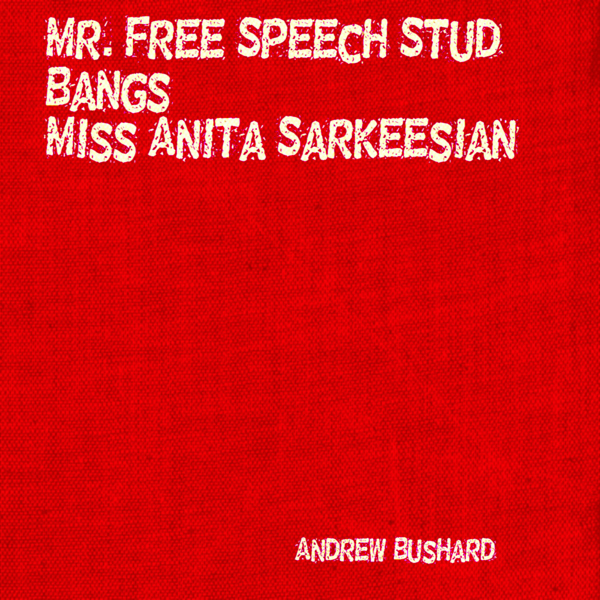 Mr. Free Speech Stud Bangs Miss Anita Sarkeesia...
