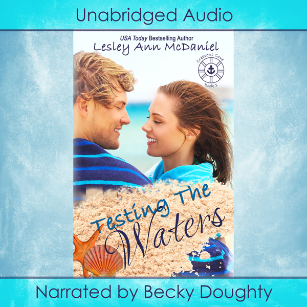 Testing the Waters: Crescent Cove, Book 1 , Hör...