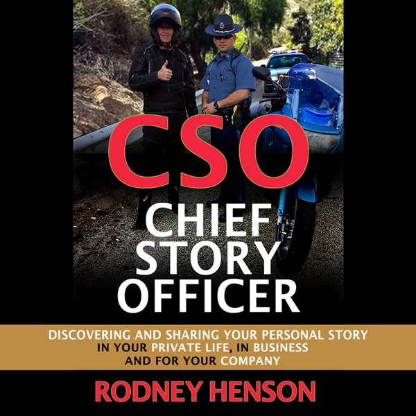 CSO Chief Story Officer: Discovering and Sharin...