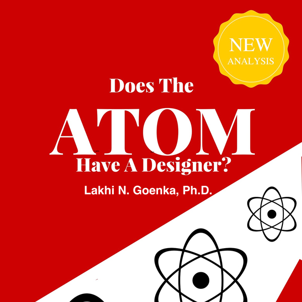Does the Atom Have a Designer? , Hörbuch, Digit...