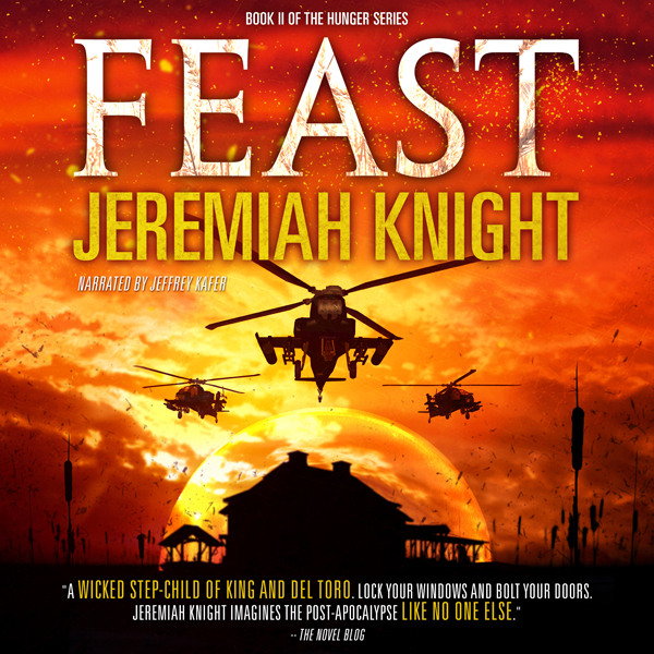Feast: The Hunger Series, Book 2 , Hörbuch, Digital, 1, 441min
