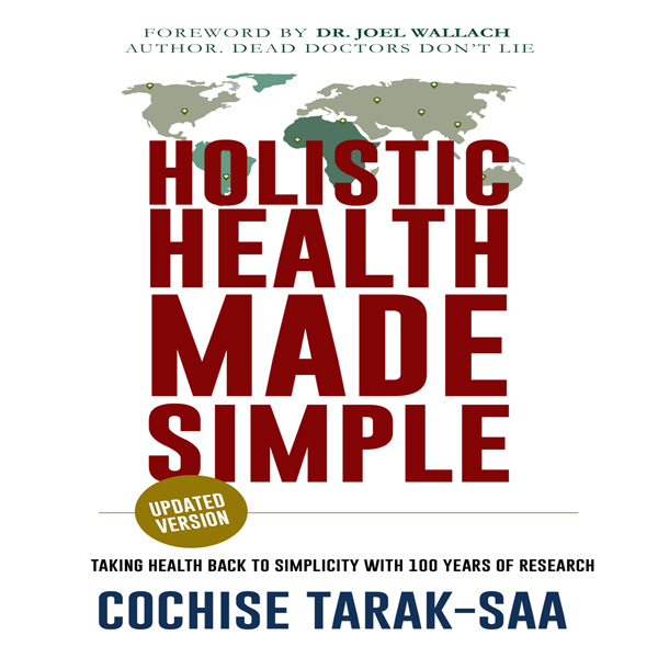 Holistic Health Made Simple: A Beginner´s Guide to Better Health and Healthy Living , Hörbuch, Digital, 1, 232min