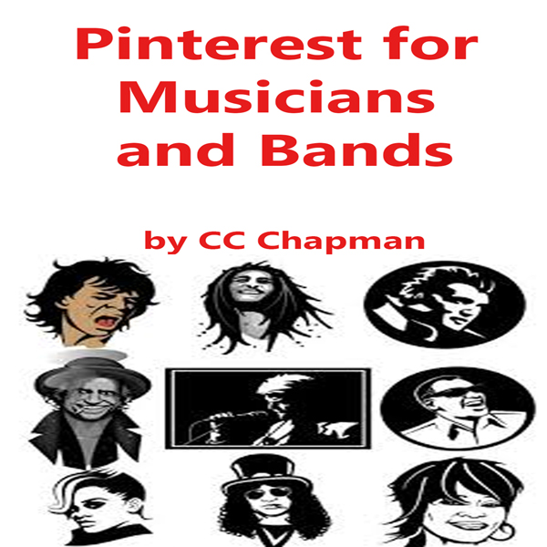 Pinterest for Musicians and Bands , Hörbuch, Di...