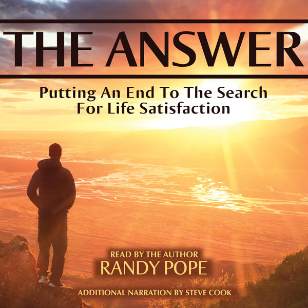The Answer: Putting an End to the Search for Li...