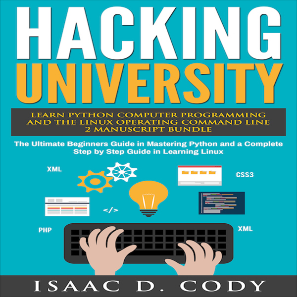 Hacking University: Learn Python Computer Progr...