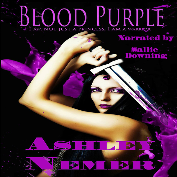 Blood Purple: Blood Series, Book 1 , Hörbuch, D...