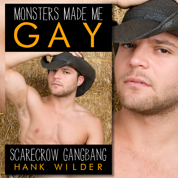 Monsters Made Me Gay: Scarecrow Gangbang , Hörb...