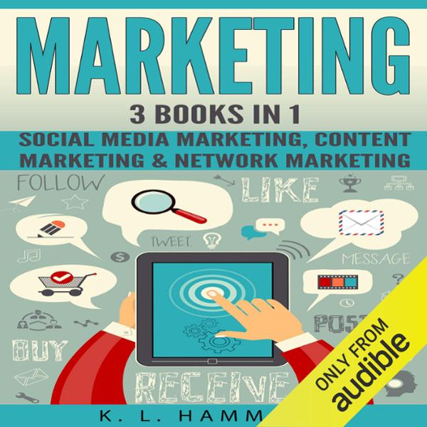 Social Media Marketing: 3 Books in 1: Social Me...