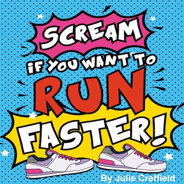 Scream If You Want to Run Faster , Hörbuch, Dig...
