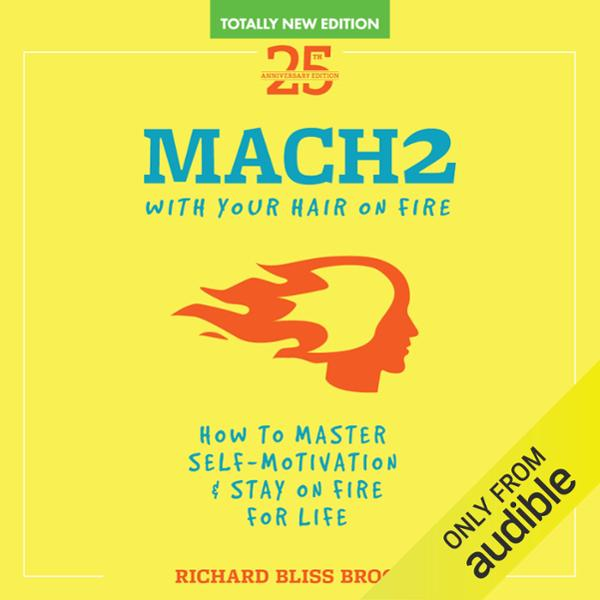 Mach2: With Your Hair on Fire , Hörbuch, Digita...