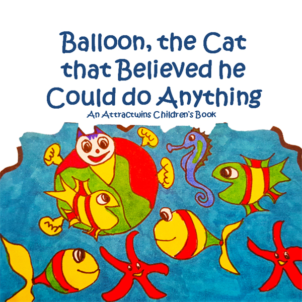 Balloon, the Cat That Believed He Could Do Anyt...