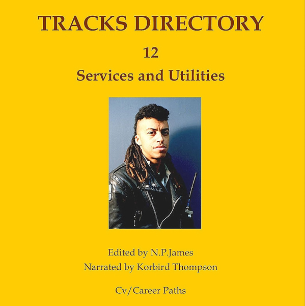 Tracks Directory Volume Twelve: Services: Work ...