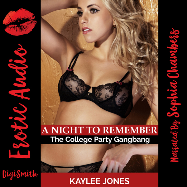 A Night to Remember: The College Party Gangbang...