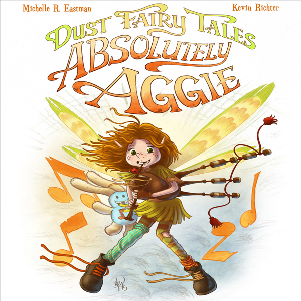Dust Fairy Tales: Absolutely Aggie , Hörbuch, D...