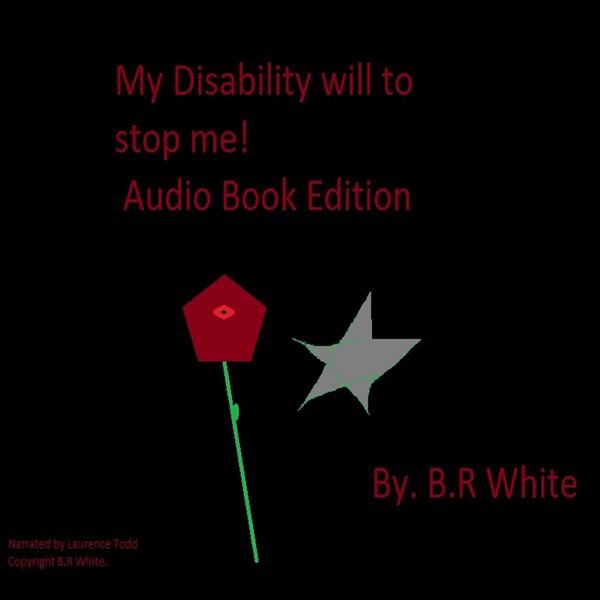 My Disability Will Not Stop Me! , Hörbuch, Digi...