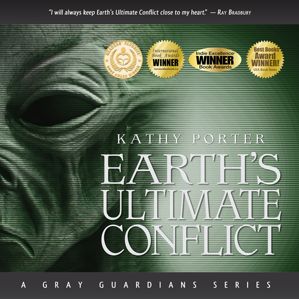Earth´s Ultimate Conflict: A Gray Guardians Ser...