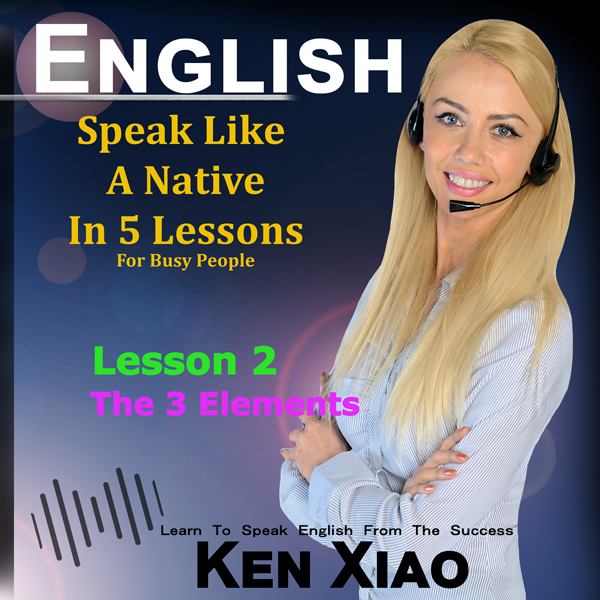 English: Speak English Like a Native in 5 Lesso...