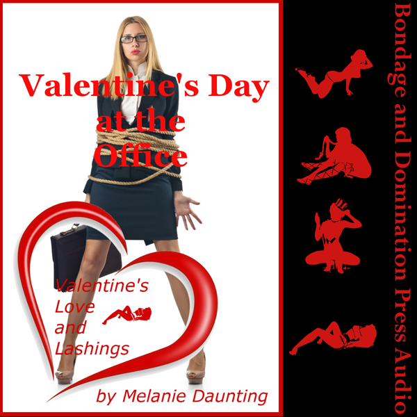 Valentine´s Day at the Office: A Rough BDSM Office Sex Erotica Story , Hörbuch, Digital, 1, 25min, (USK 18)