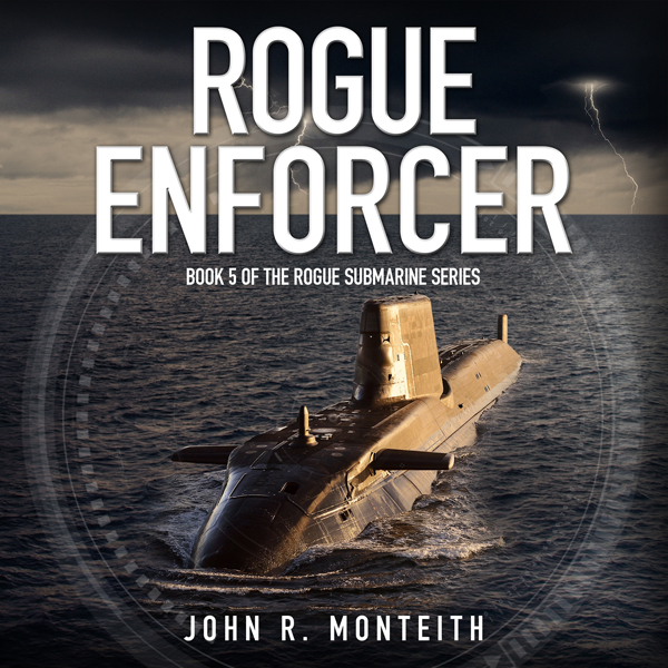 Rogue Enforcer: Rogue Submarine, Book 5 , Hörbu...
