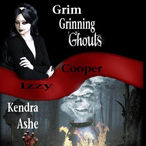 Grim Grinning Ghouls: An Izzy Cooper Mystery , Hörbuch, Digital, 1, 246min