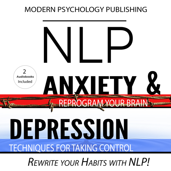 NLP: Depression & Anxiety: 2 Manuscripts , Hörb...