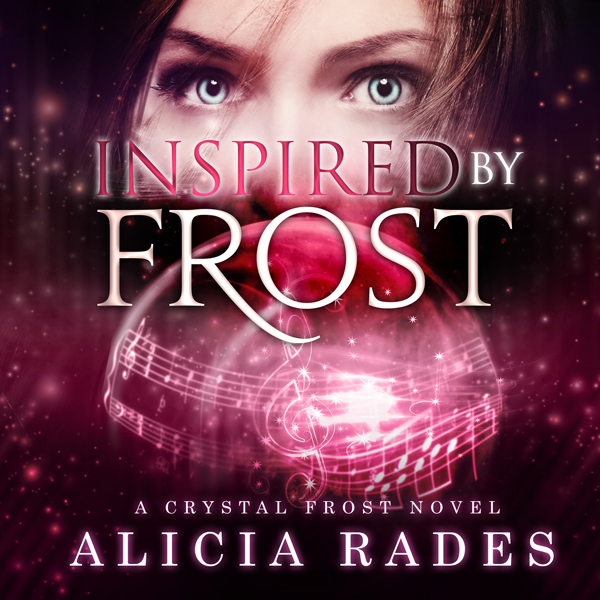 Inspired by Frost: Crystal Frost, Book 3 , Hörb...