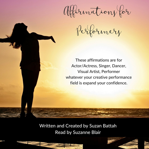 Affirmations for Performers , Hörbuch, Digital,...