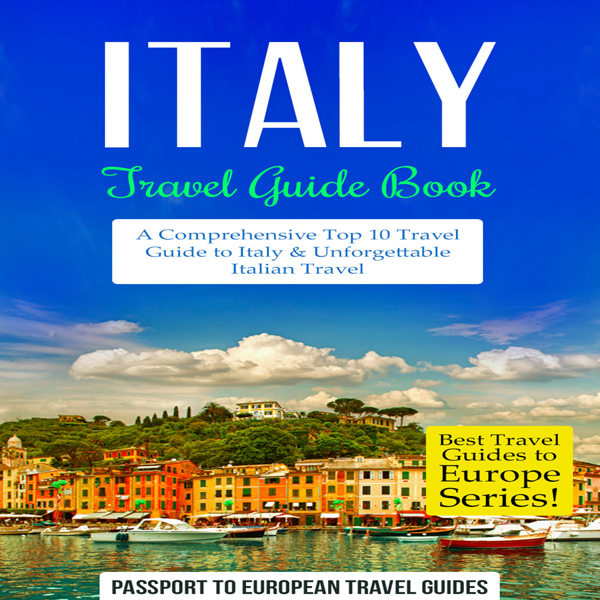 Italy: Travel Guide Book , Hörbuch, Digital, 1,...