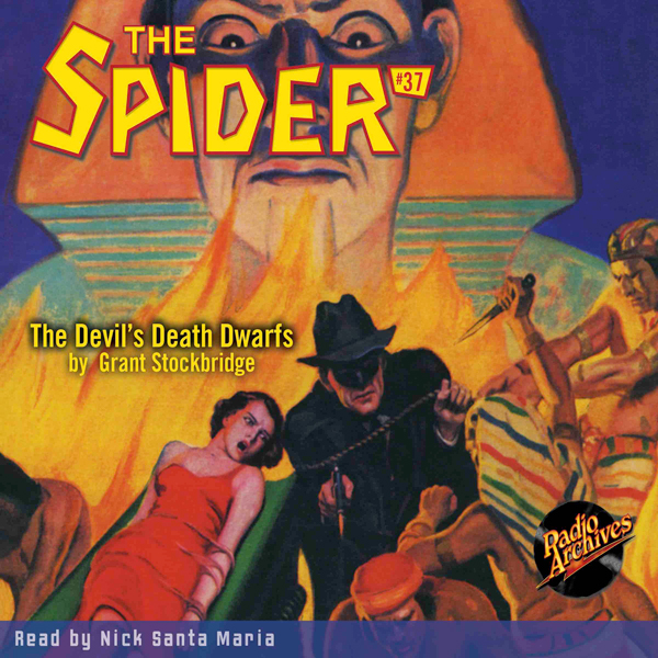 Spider #37: October 1936 , Hörbuch, Digital, 1,...