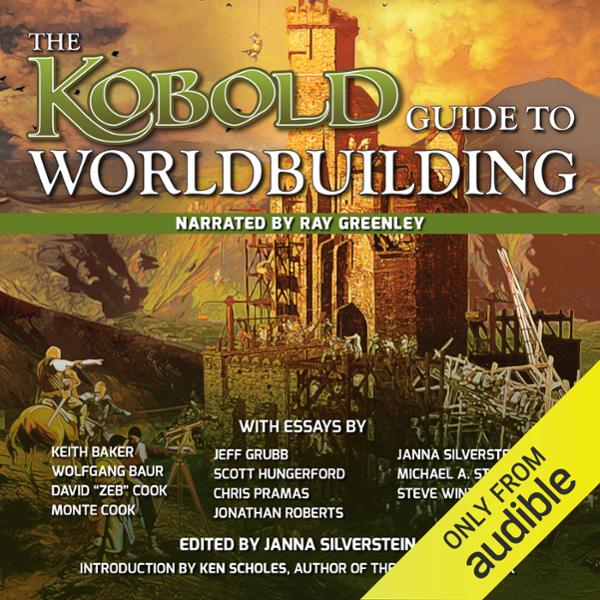 Kobold Guide to Worldbuilding , Hörbuch, Digita...