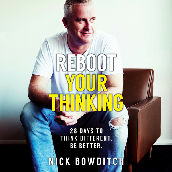 Reboot Your Thinking: 28 Days to Think Differen...
