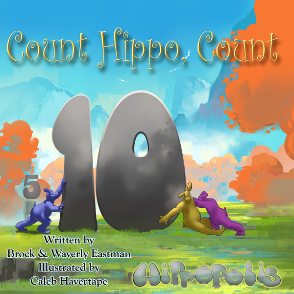 Count Hippo, Count: Learning Numbers , Hörbuch,...