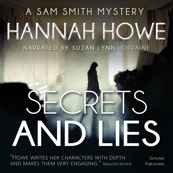 Secrets and Lies: The Sam Smith Mystery Series, Book 6 , Hörbuch, Digital, 1, 291min