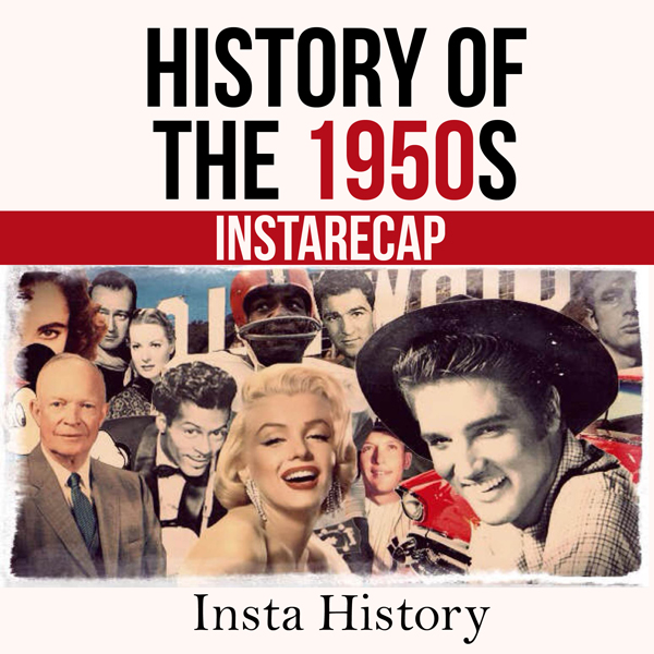 History of the 1950s: InstaRecap , Hörbuch, Dig...